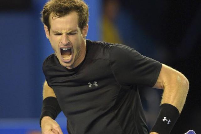 Andy Murray... (PHOTO GREG WOOD)