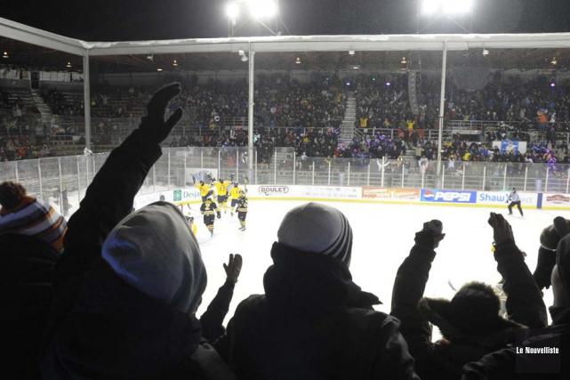 Le succès remporté par la Classique hivernale permet... (Photo: Sylvain Mayer, Le Nouvelliste)