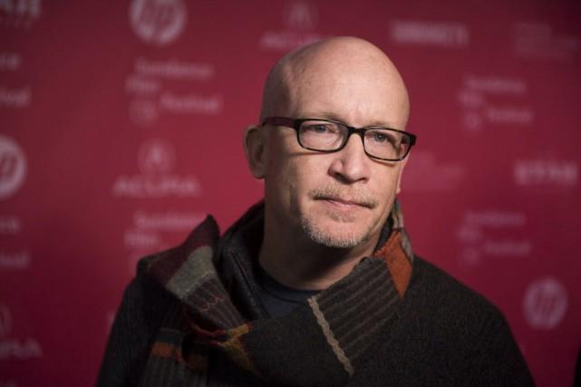 Alex Gibney, qui a remporté un Oscar du... (Photo Arthur Mola, Invision/AP)