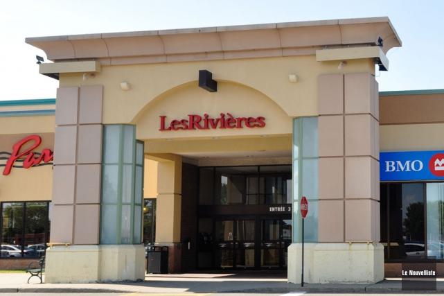 Le Centre commercial Les Rivières.... (Photo d'archives: Émilie O'Connor, Le Nouvelliste)