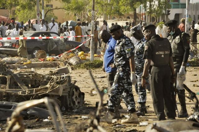 Les insurgés de Boko Haram ont multiplié ces... (PHOTO ARCHIVES REUTERS)