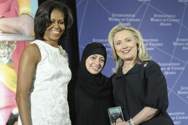 SamarBadawia été récipiendaire en 2012 d'un prix de... (PHOTO FOURNIE PAR LE DÉPARTEMENT D'ÉTAT DES ÉTATS-UNIS)