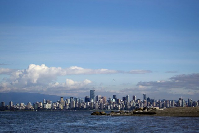 La ville de Vancouver.... (Photo Ben Nelms, Bloomberg)