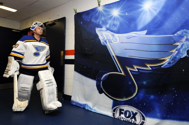 Brodeur a signé un contrat d'un an pour... (PHOTO ARCHIVES AP)