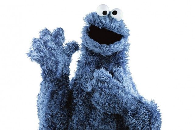Cookie Monster dans Sesame Street.... (Photo fournie par Sesame Workshop/AP)
