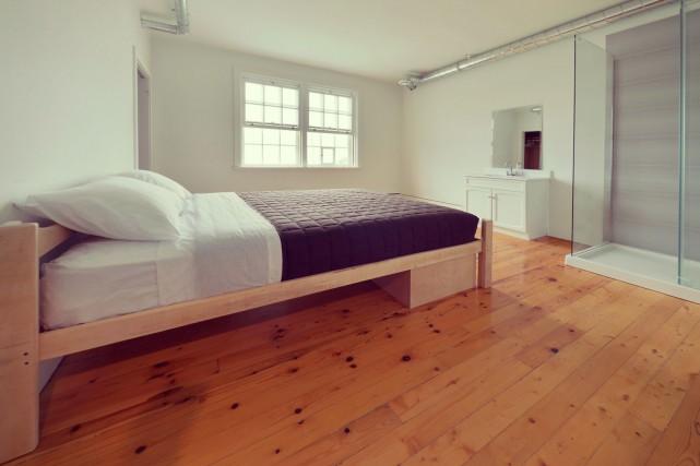 Une chambre privée de l'Auberge de La Malbaie.... (Photo fournie par l'Auberge)