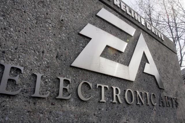 L'éditeur américain de jeux vidéo Electronic Arts (EA) a renoué avec les... (PHOTO PAUL SAKUMA, ARCHIVES AP)