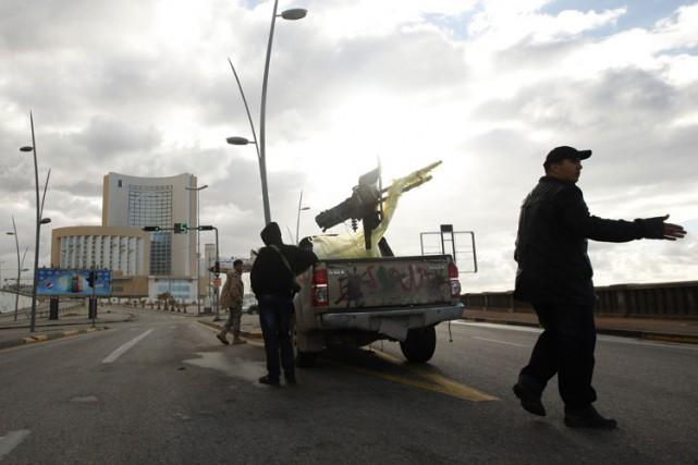 L'hôtel, connu pour accueillir des diplomates et des... (Photo: Reuters)