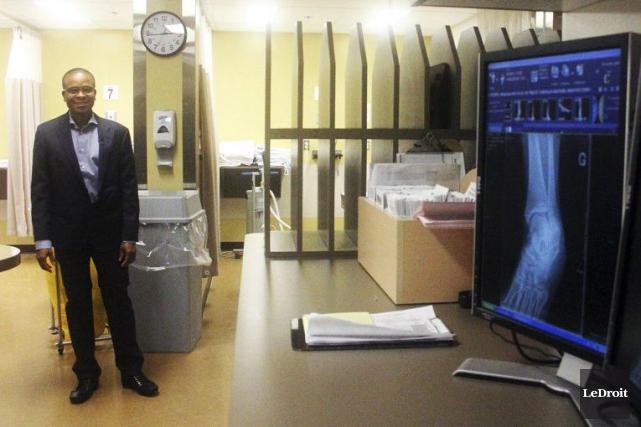Le chef de service d'orthopédie du CSSS de... (Etienne Ranger, LeDroit)