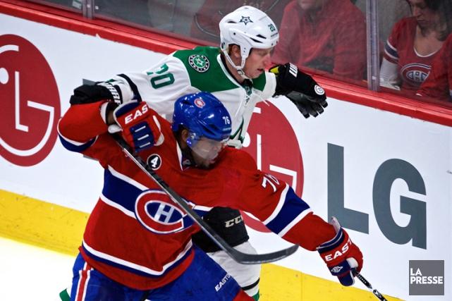 Relisez le clavardage du match entre le Canadien et les Stars de Dallas avec... (Photo: André Pichette, La Presse)