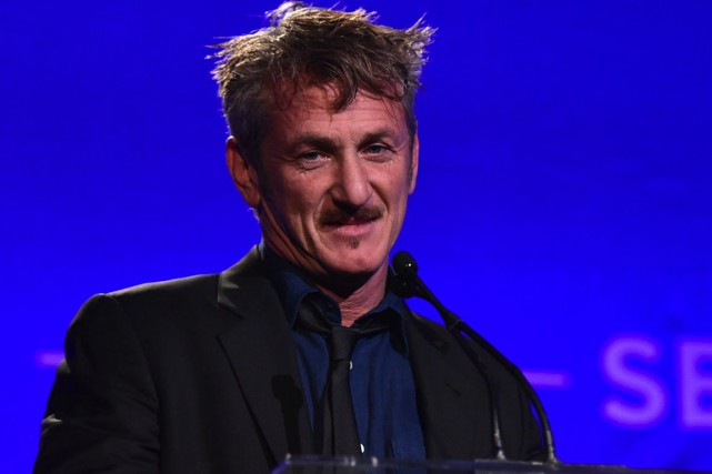 Sean Penn... (Photo John Shearer, Invision / Archives AP)