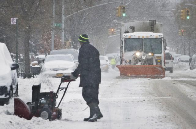 « Nous n'avons pas les mêmes critères que dans une ville comme comme New York... (Photo AP)