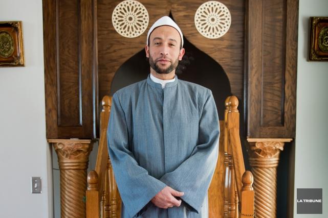 Mohammad Salah... (Imacom, Jessica Garneau)