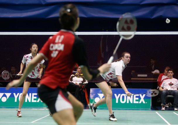 Badminton Canada voit haut et grand pour Gatineau et son centre sportif vieux... (Archives, LeDroit)