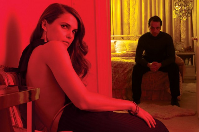 Keri Russell et Matthew Rhys dans The Americans.... (Photo fournie par la production)