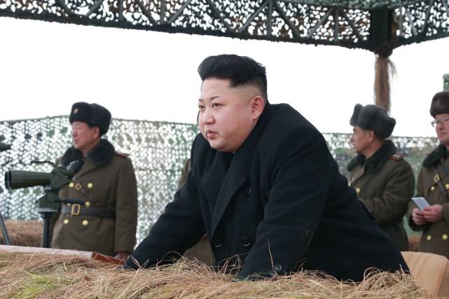 Il s'agira du premier voyage à l'étranger du... (PHOTO KCNA, REUTERS)