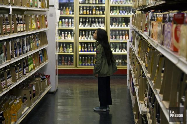 Les filles qui consomment fréquemment des boissons sucrées sont menstruées plus... (Archives La Presse)