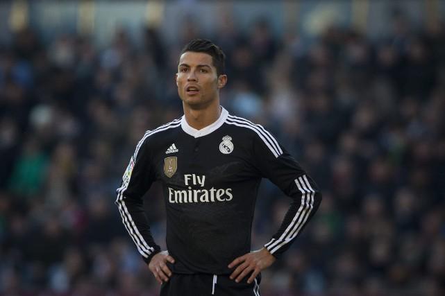Cristiano Ronaldo... (PHOTO MIGUEL MORENATTI, AP)