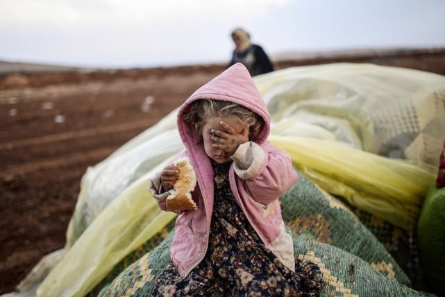 Dans un conflit qui va bientôt entamer sa... (PHOTO BULENT KILIC, ARCHIVES AFP)