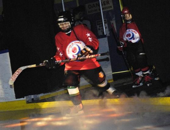 Un tournoi de hockey mineur peut donner à... (ARCHIVES LA NOUVELLE)