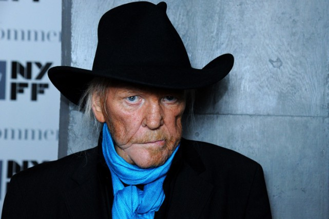 Edgar Froese en 2013.... (Photo: AFP)