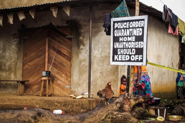 L'épidémie actuelle d'Ebola a fait quelque 8600 morts... (Photo: AP)
