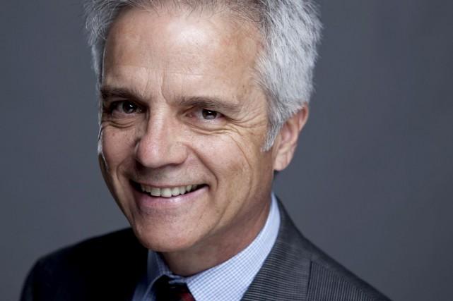 Denis Harrisson, nouveau recteur de l'UQO, entrera en... (Courtoisie)