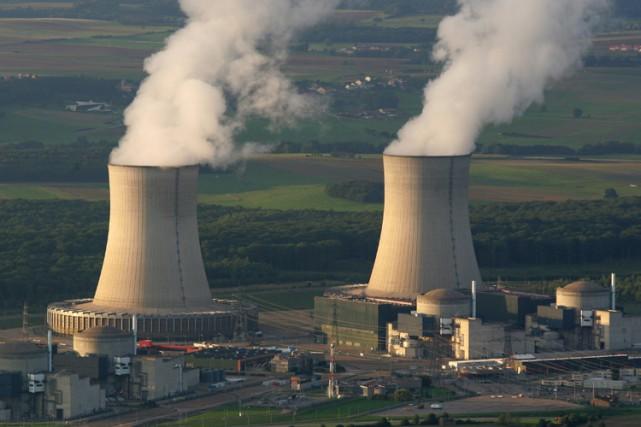 Ces mystérieux survols de centrales nucléaires en France... (Archives AFP)