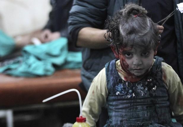 Désastre total, la Syrie est devenue un bourbier... (Photo Mohammed Badra, Reuters)