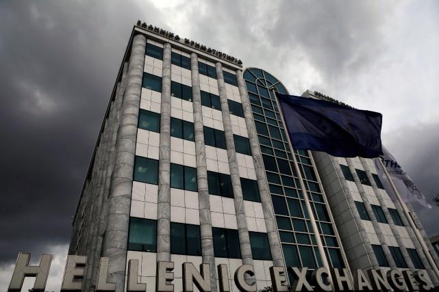 «Il est vrai que les Grecs ont vécu... (Photo Angelos Tzortzinis, Agence France-Presse)