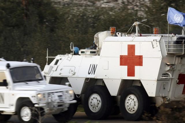 Le Conseil de sécurité de l'ONUa condamné la... (Photo: AFP)