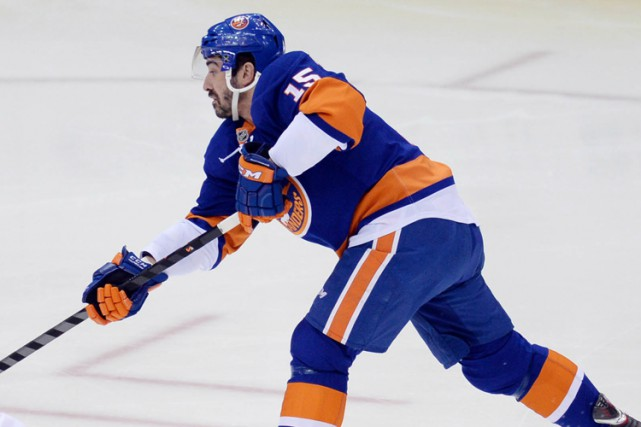 Cal Clutterbuck... (Photo: Reuters)