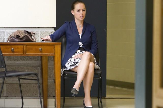 Mme Raymond avait déposé une plainte contre son... (Photo archives La Presse Canadienne)