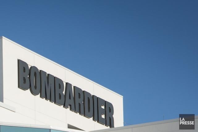 Le géant de l'aéronautique québécois Bombardier fait l'objet d'allégations de... (Photo Mathieu Waddell, archives La Presse)