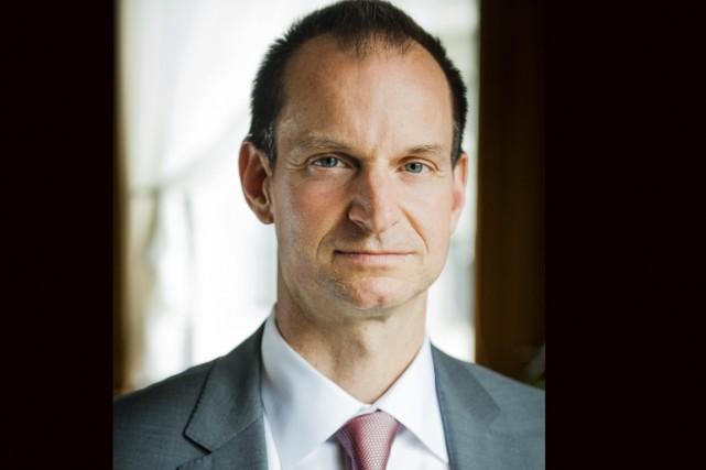 Éric Girard, haut dirigeant à la Banque Nationale.... (PHOTO COURTOISIE)