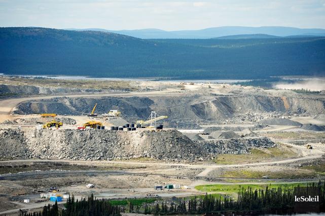 Cliffs Natural Resources a mis sous la protection... (Photothèque Le Soleil)