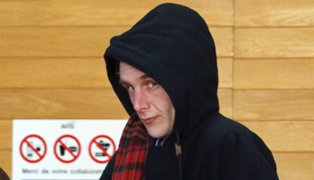 Andrew Davidson a présenté ses excuses aux proches... (photos La Voix de l'Est)