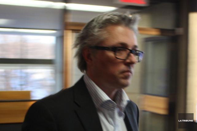 L'ex-enseignant Joël Poliqun a subi un deuxième procès... (La Tribune, Yanick Poisson)