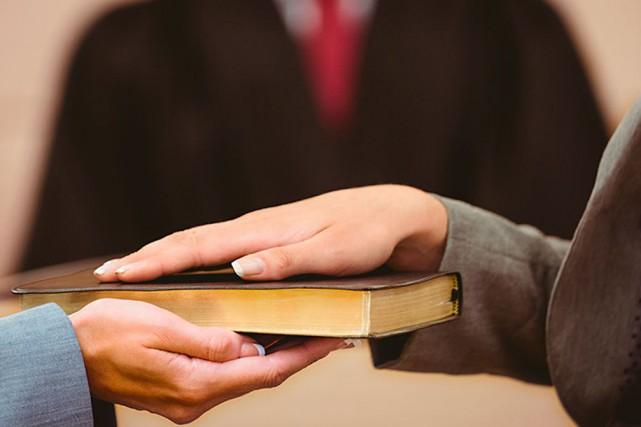 C'est aux juges de décider s'ils offrent ou... (Shutterstock, wavebreakmedia)