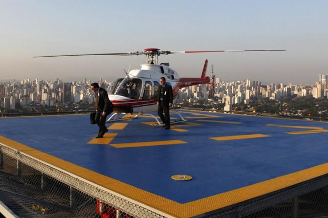 De nombreuses métropoles dans le monde possèdent au... (PHOTO PAULO WHITAKER, ARCHIVES REUTERS)