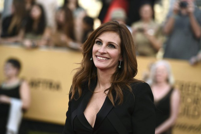 Julia Roberts... (Photo Jordan Strauss, Invision/AP)