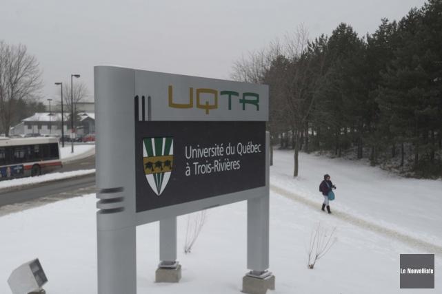 L'Université du Québec à Trois-Rivières.... (Photo: Sylvain Mayer Le Nouvelliste)