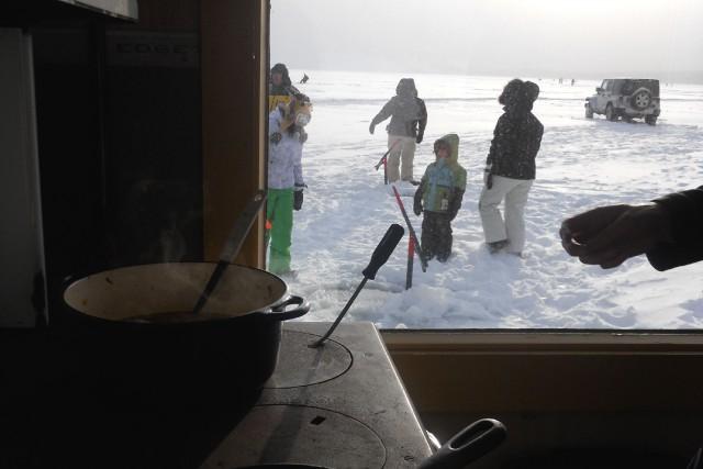 La dernière chronique nous amenait dans le cercle des pêcheurs fringants et... (Photo fournie)