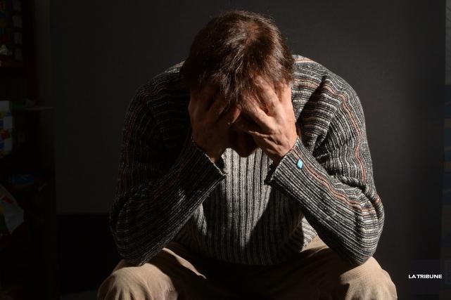Les problèmes liés à la santé mentale préoccupentle... (Photothèque La Tribune)