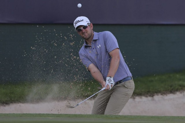 Bernd Wiesberger... (PHOTO KAMRAN JEBREILI, ASSOCIATED PRESS)