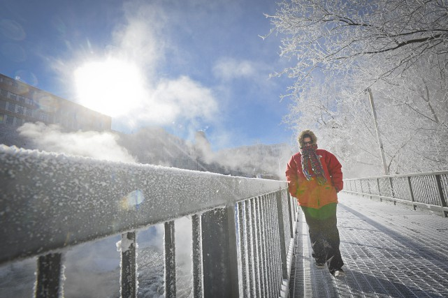 Les Québécois sont plutôt obsédés par la météo,... (ARCHIVES LA NOUVELLE)