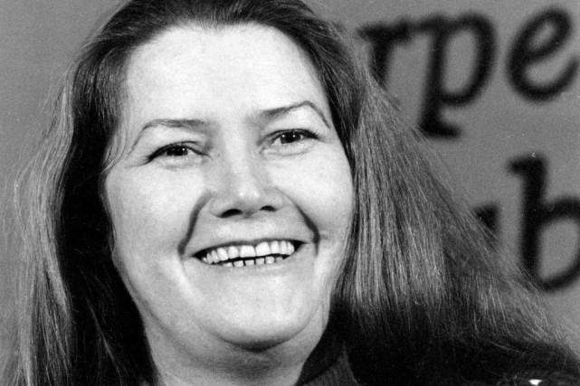 Colleen McCullough... (Photo Archives AP)