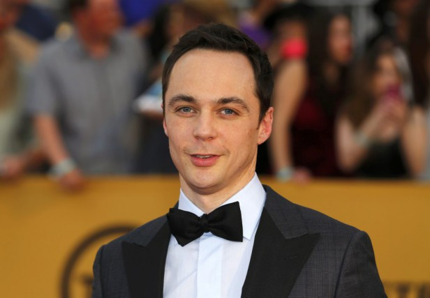 Jim Parsons... (PHOTO MIKE BLAKE, REUTERS)
