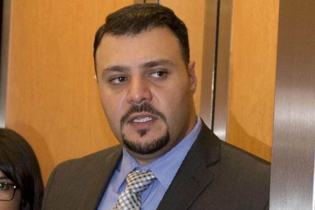 L'agent Babak Andalib-Goortana été condamné en 2013 pour... (PHOTO LA PRESSE CANADIENNE)