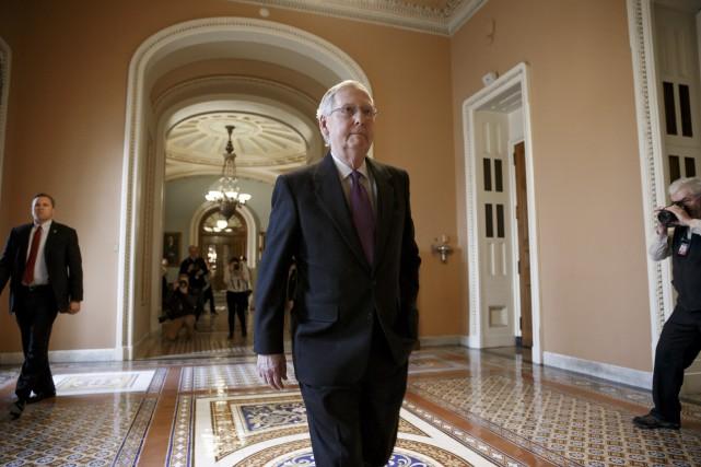 Le projet de loi sur Keystone a été... (Associated Press)